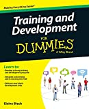 Training and Development for Dummies 1st Edition