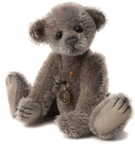 Charlie Bears UK MM635214B Scruff Bear Ltd Ed