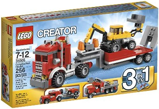 LEGO Creator 31005 Construction Hauler