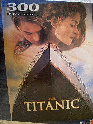 Movie Poster Titanic Jigsaw Puzzle