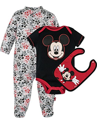 Disney Mickey Mouse Piece Layette