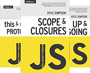 Amazon com: You Don't Know JS: Up & Going eBook: Kyle
