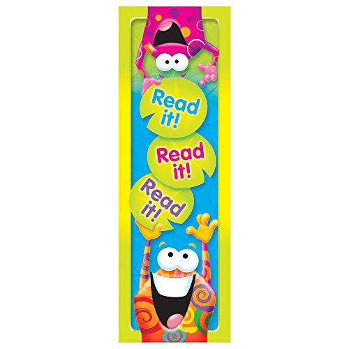TREND enterprises, Inc. Read it! Read it! Read it! Frog-tastic! Bookmarks, 36 ct