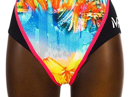 Aqua Sphere–Selaron Racing Back–Maillot baño 1pieza negro ,rosa