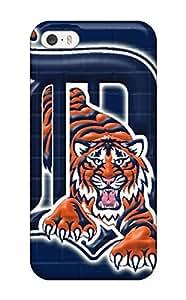ILjhqVC4041LtWGX Faddish Detroit Tigers Logo Case Cover For Iphone 5/5s