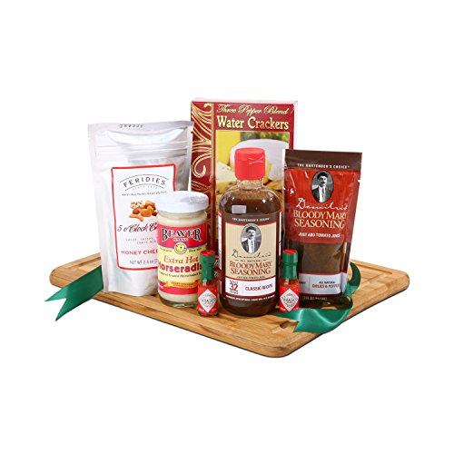 For the Friend Who Loves a Good Bloody Mary | Christmas Gift Set ()