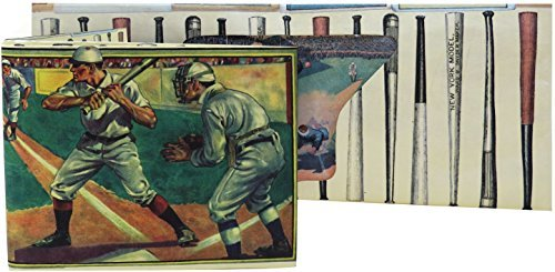 Baseball Sound Wallet - Plays Classic Baseball Sounds Every Time You Open It - By The Unemployed Philosophers Guild