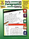 Daily Paragraph Editing Grade 5, Evan-Moor, 1557999597