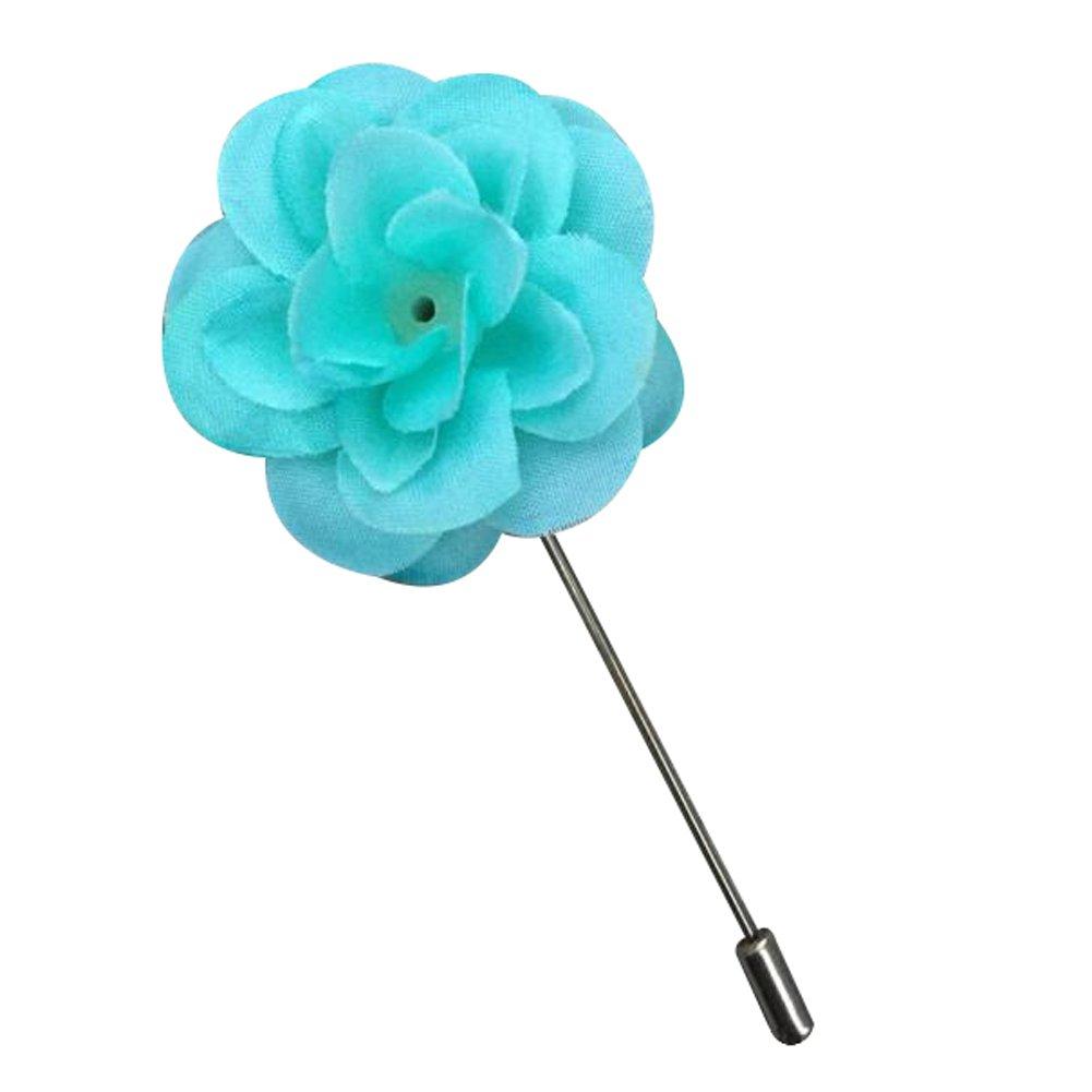 Silk Flowers Blue Buttonholes Amazon