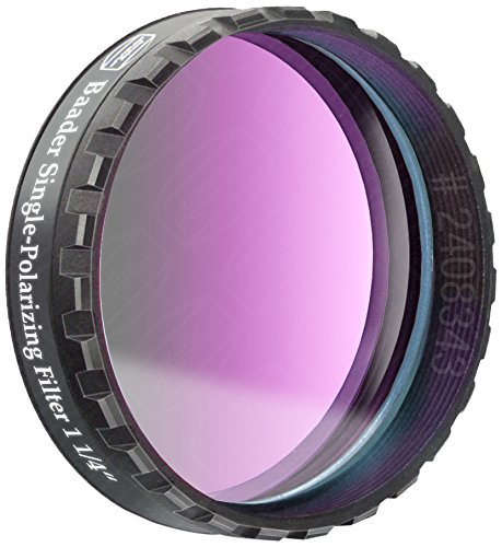 "Baader Planetarium 1.25"" Polarization Filter for Herschel Wedge"