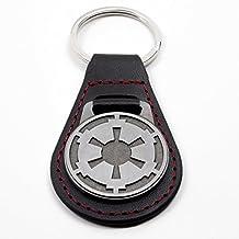 Star Wars Galactic Empire Emblem Key Fob Keychain
