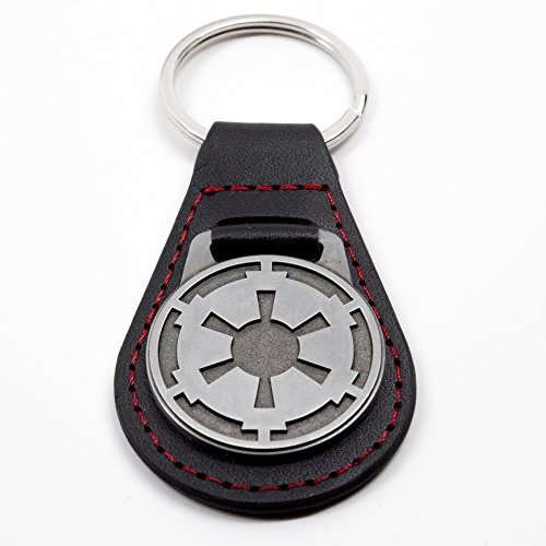 501 Star Wars Costumes (Quantum Mechanix Star Wars Imperial Emblem Key Fob)
