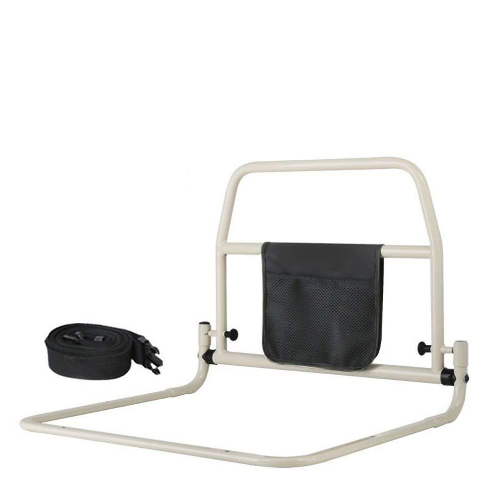 高質で安価 ベッドサイドアームレスト、ワンボタン折りたたみ B07M76DMMV/収納袋付き/立ち上がるのを助ける/ベッドから落ちないようにする、妊婦がブラケットベッドケア製品をサポートする B07M76DMMV, キンチョウ:9b83581f --- a0267596.xsph.ru