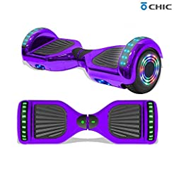 Chic Electric Rechargeable Hoverboard fo...