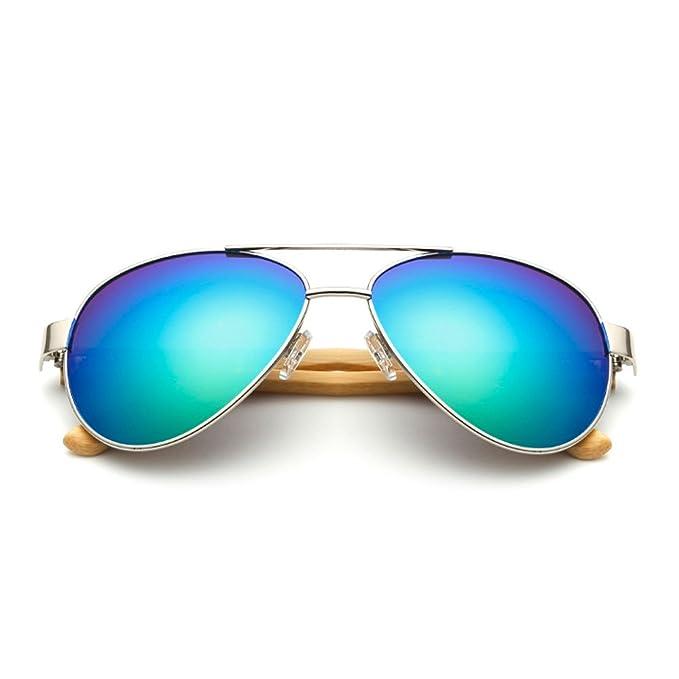 f8edbb2687 Gafas de sol de madera de bambú, Gafas de sol de madera hechas a mano