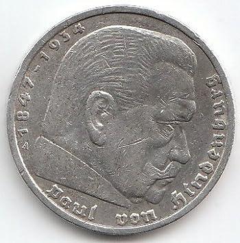 Deutsches Reich Jägernr 360 1935 G Sehr Schön Silber 1935 5