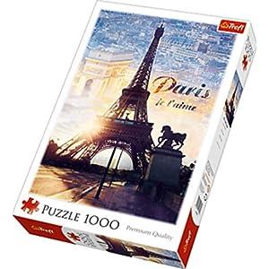 Trefl Puzzle Parigi Allalba Trf10394