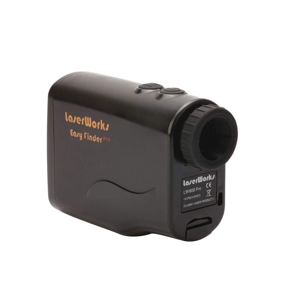 Yemunqut New 600m Waterproof Golf Hand-held Laser Range Finder W/Speed flagpole Lock Laser Range Finder by Yemunqut