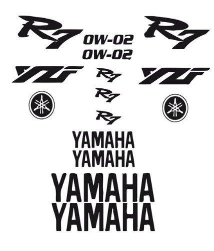 Amazon Com Vinyl Decal Mural Sticker Bike Motorcycle Yamaha Uzf R7