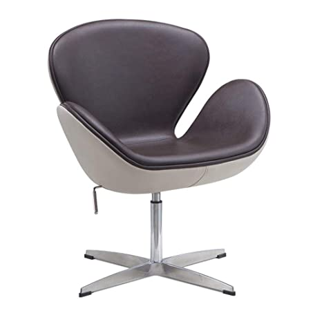 Magnificent Amazon Com Ljha Pu Surrounded Comfortable Office Chair Bralicious Painted Fabric Chair Ideas Braliciousco