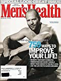 Men's Health 5 2006 Magazine 2 Sided Covers HOT MOVIE ACTORS JASON STATHAM & JAMES FRANCO Special Look-Great Issue SURFER LAIRT HAMILTON SHOWS FASHION CLOTHING