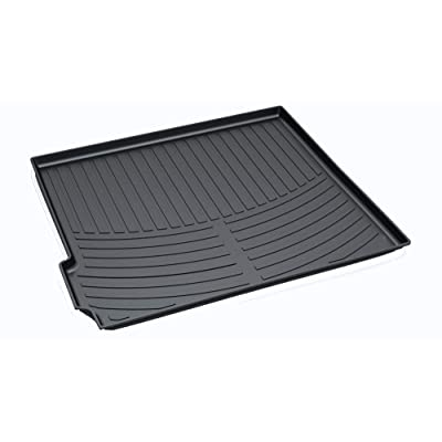 kaungka Cargo Liner Rear Cargo Tray Trunk Floor Mat Waterproof Protector Compatible with 2015 2016 2020 2020 BMW X5: Automotive