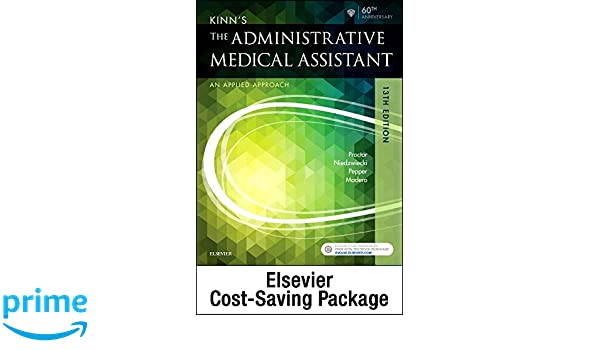 Kinns the administrative medical assistant text study guide kinns the administrative medical assistant text study guide and simchart for the medical office package 13e 9780323445993 medicine health science fandeluxe Gallery
