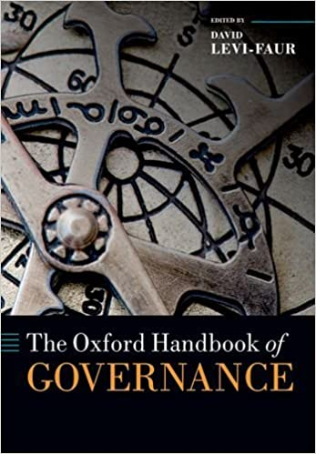 Book The Oxford Handbook of Governance (Oxford Handbooks) by David Levi-Faur (2014-05-27)