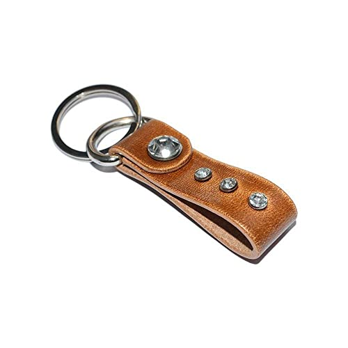 grey Jack /& Sally key chain//fob