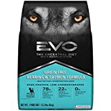 Evo Grain Free Herring & Salmon Formula Adult Dry Dog Food 13.2 Pounds