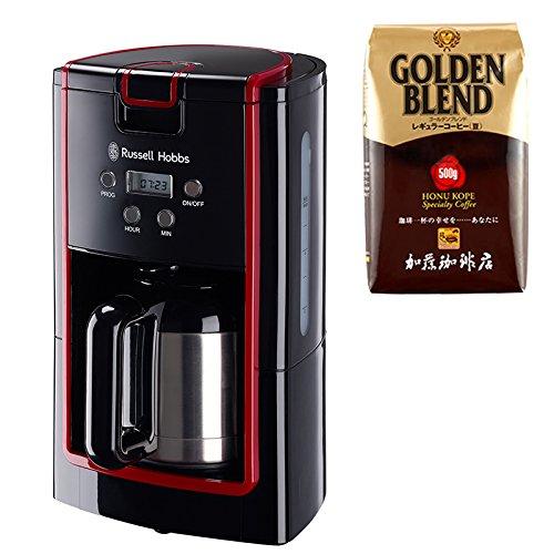 激安の デザイアコーヒーメーカー 7640JP 付福袋 付福袋 (G500) ラッセルホブス 珈琲豆 珈琲豆 豆のまま <挽き具合:豆のまま> 豆のまま B010PQ164W, RareCaseSHOP:2edb3768 --- arianechie.dominiotemporario.com