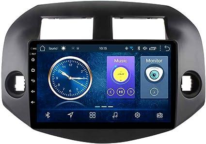 Seesee U Auto Gps Navigation Auto Navigationssystem Des Android 8 1 10 1 Zoll Touch Screen Autoradio Für Toyota Rav4 2007 2012 Stützt Bluetooth Dvd Wifi Multimedia Lenkrad Steuerung Küche Haushalt