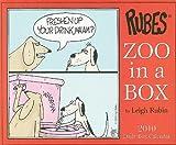 Rubes Zoo in a Box Daily Box Calendar