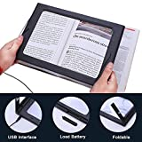 Hands-Free Magnifying Glass Large Full-Page