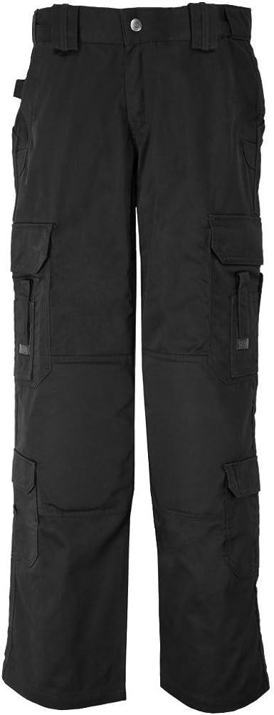 Amazon Com 5 11 Pantalones Tacticos Del Trabajo Del Uniforme Del Csme De Las Mujeres Tela Cruzada Del Polialgodon Estilo 64301 Clothing