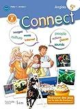 Connect 5e / Palier 1 anne 2 - Anglais - Livre de l'lve - Edition 2012