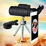 DIDIDD 50X60 Cell Phone Binoculars High-Definition High-Definition Low-Light Night Vision Non-Infrared 1000 Can Take Pictures,A