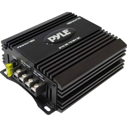 """Pyle Pswnv480 Dc Converter . 240 W Output Power """"Product Type: Power Equipment/Power Adapters"""""""