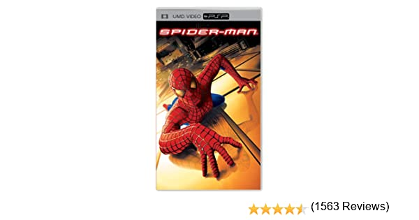 Amazon.com: Spider-Man [UMD for PSP]: Tobey Maguire, Willem Dafoe, Kirsten Dunst, James Franco, Cliff Robertson, Rosemary Harris, Sam Raimi, Laura Ziskin, ...