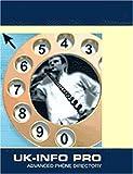 UK Info Disk Pro - CD-Rom