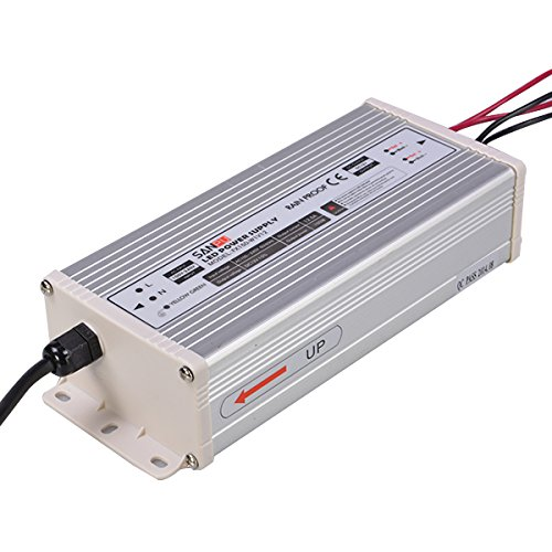 Smps Power Switch (SANPU SMPS LED Power Supply 150w 12v 12a Switch Power LED Driver Constant Voltage, 110v 220v Ac to Dc Transformer Converter Outdoor)