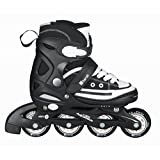 Chicago Rally Jr. Boys Adjustable Inline Skate, Colors may vary