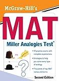 McGraw-Hill's MAT Miller Analogies Test, Second Edition