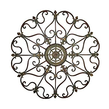 Deco 79 50094 Metal Wall Decor, 29