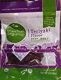 Simple Truth Organic Teriyaki Beef Jerky 3 oz (Pack of 3)