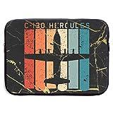 Best Hercules Computer Notebooks - C-130 Hercules Airplane Retro Notebook Bags Zipper Laptop Review