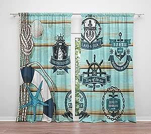 EG43D Printed Curtain 270 x 300 cm , 2725608027546