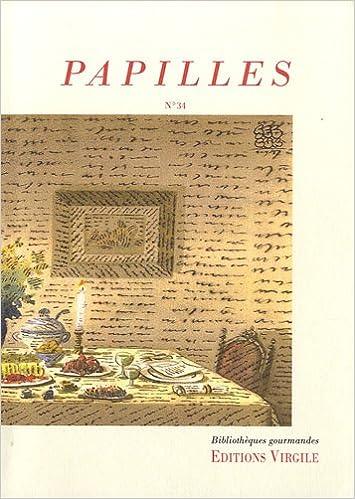 Livre Papilles, N° 34 : pdf epub