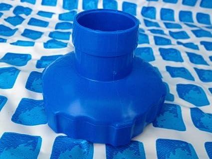 Intex - Adaptador para tubo de skimmer, pieza de repuesto ...