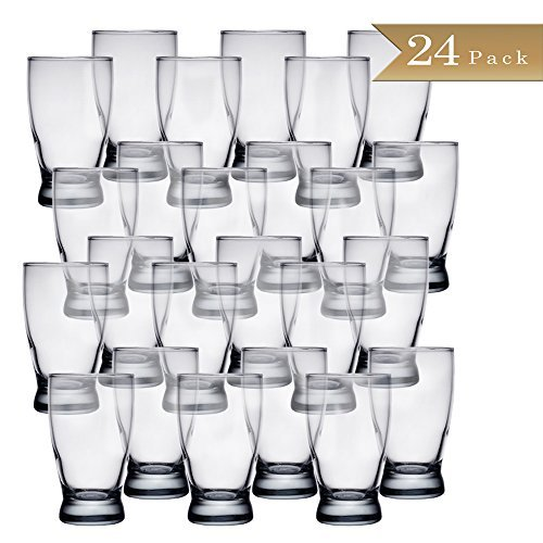 Set-of-24-TrueCraftware-Beer-Tasting-Glasses-5-Ounce